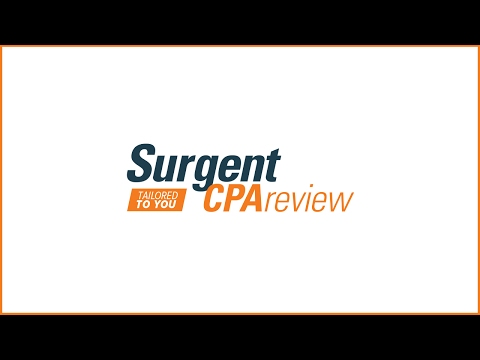 Surgent CPA Review A.S.A.P. Technology