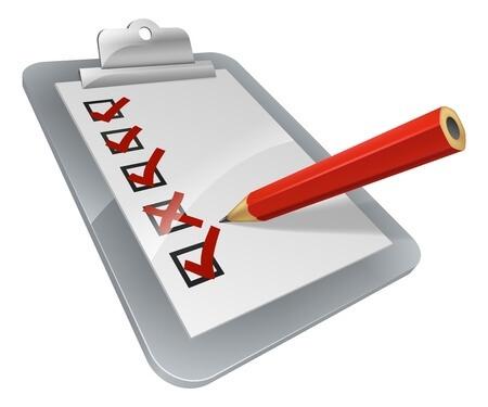 CPA exam application checklist