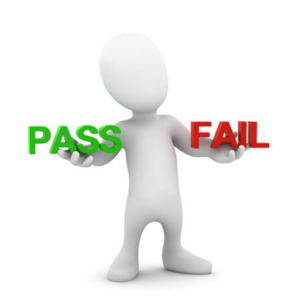 Pass or Fail the CPA exam simulations