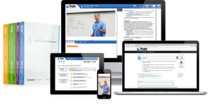 Roger CPA study package and online software