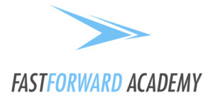 Fast Forward Academy Best CPA Review Course Horizontal Logo