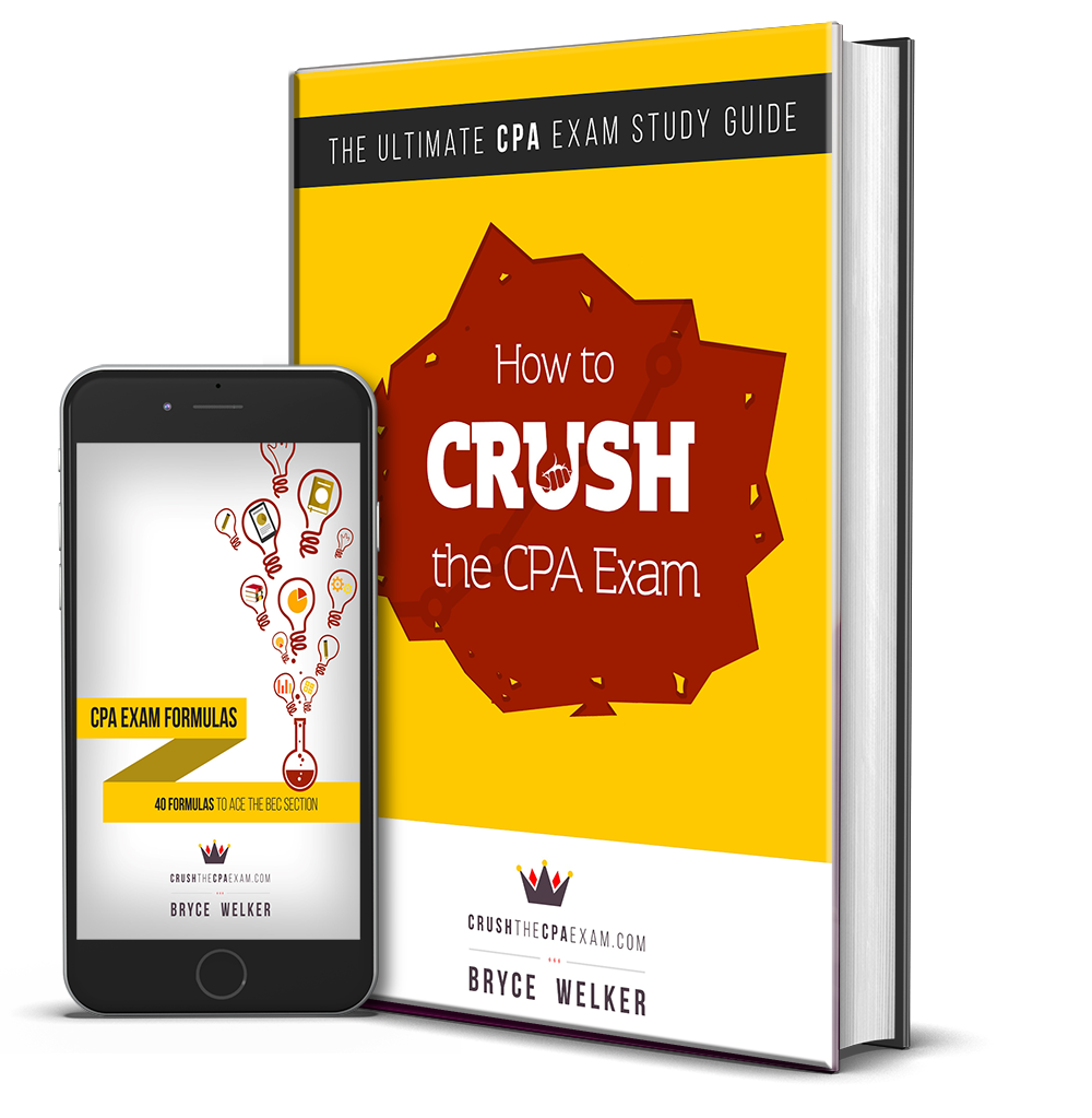 crush the cpa study guide review