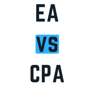 What's better CPA or EA?