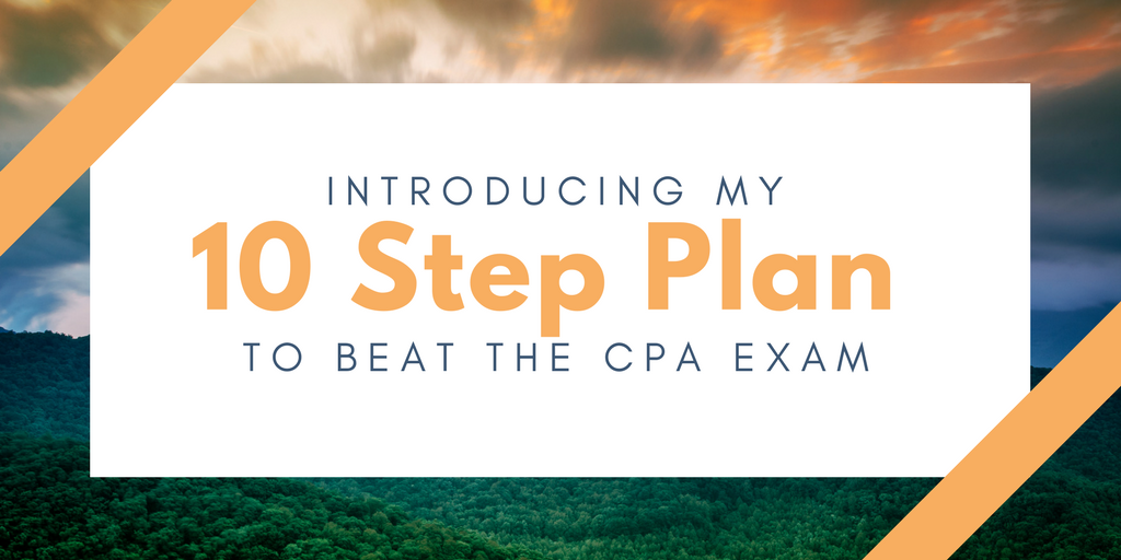 How To Pass The CPA Exam and Become a CPA [10-Step Plan]