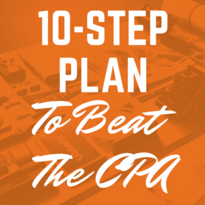 10-StepPlan To Pass The CPA Exam