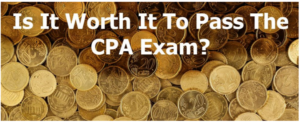 Is it worth it to pass the cpa exam