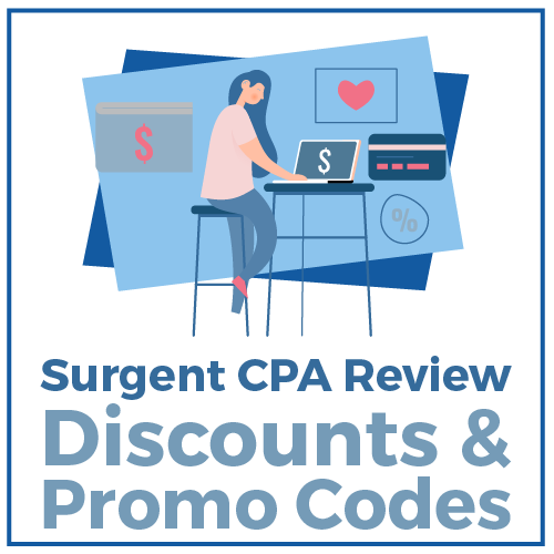 Surgent CPA Review Discounts & Promo Codes