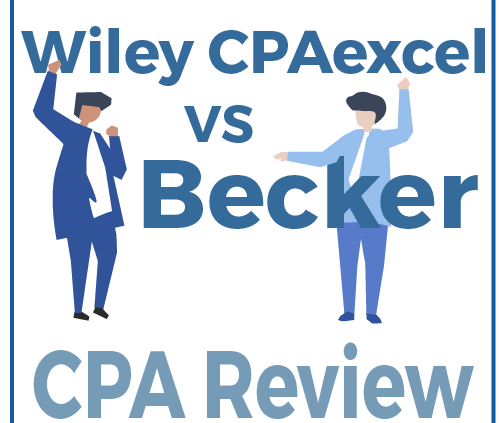 Wiley CPAexcel vs Becker CPA Review