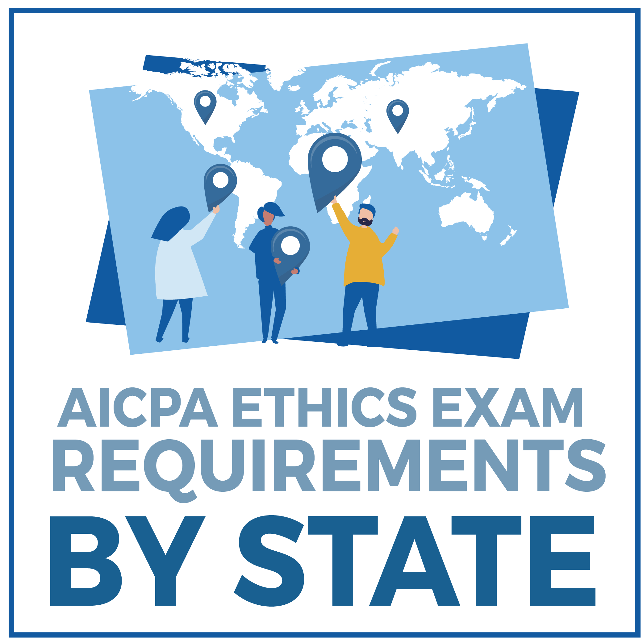 AICPA Ethics Exam Requirements by State