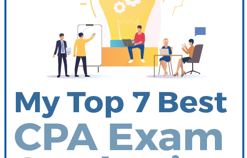 My Top 7 Best CPA Exam Study Tips
