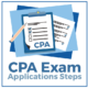 CPA Exam Applications Steps