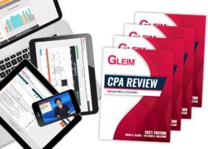 Gleim CPA Test Bank
